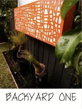 backyard one